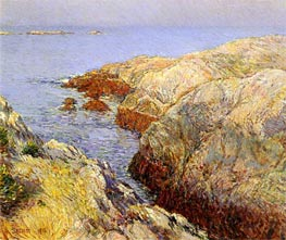 Isles Of Shoals, 1912 by Hassam | Painting Reproduction