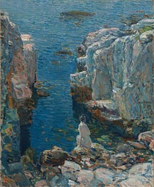 Isles of Shoals | Hassam | Painting Reproduction