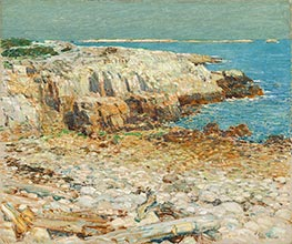 A North East Headland, 1901 by Hassam | Painting Reproduction