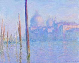 The Grand Canal, Venice | Monet | Painting Reproduction