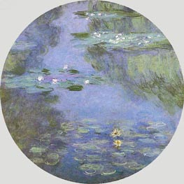 Water Lilies | Monet | Painting Reproduction