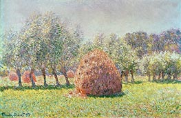 Haystacks | Monet | Gemälde Reproduktion