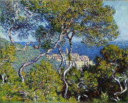 Bordighera, 1884 by Monet | Painting Reproduction