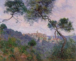 Bordighera, Italy | Monet | Painting Reproduction