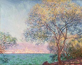 Morning at Antibes | Monet | Painting Reproduction