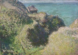 Gorge of the Petit Ailly, Varengeville | Monet | Painting Reproduction