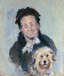 Eugenie Graff (Madame Paul) | Monet | Painting Reproduction