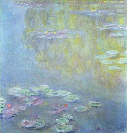 Water Lilies | Monet | Gemälde Reproduktion
