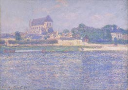 Church at Vernon | Monet | Painting Reproduction