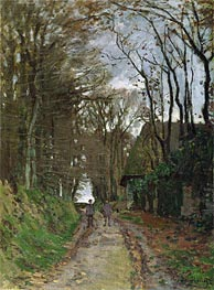 Path in Normandy | Monet | Painting Reproduction