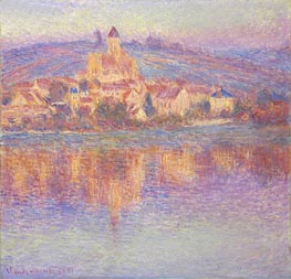 Vetheuil | Monet | Painting Reproduction
