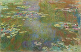 Water Lily Pond | Monet | Painting Reproduction