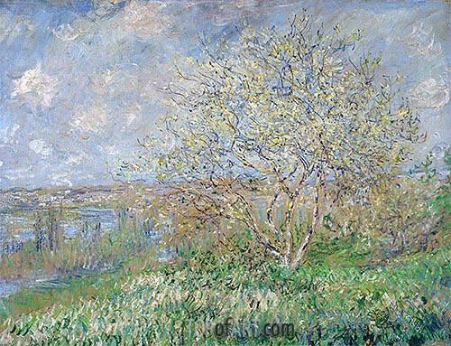 Spring, 1882 | Monet | Painting Reproduction