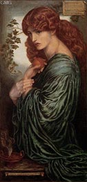 Proserpine | Rossetti | Painting Reproduction