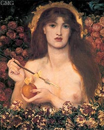Venus Verticordia | Rossetti | Painting Reproduction