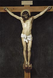 Christ on the Cross | Velazquez | Painting Reproduction