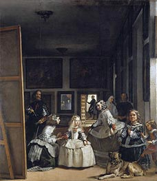 Las Meninas (The Maids of Honor) | Velazquez | Painting Reproduction