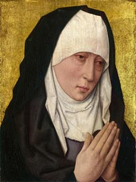 Mater Dolorosa, c.1470/75 by Dieric Bouts the Elder | Painting Reproduction
