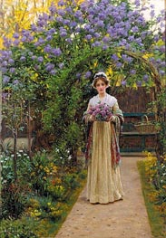 Lilac | Blair Leighton | Painting Reproduction