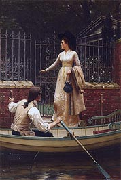 The Elopement | Blair Leighton | Painting Reproduction