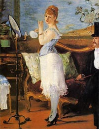 Nana | Manet | Painting Reproduction