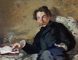 Stephane Mallarme | Manet | Painting Reproduction