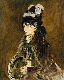 Berthe Morisot | Manet | Painting Reproduction