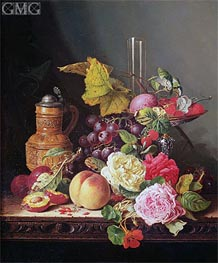 Still Life, undated von Edward Ladell | Gemälde-Reproduktion