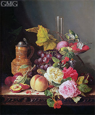 Still Life, undated | Edward Ladell | Gemälde Reproduktion