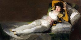 The Clothed Maja | Goya | Painting Reproduction