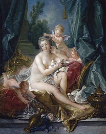 The Toilet of Venus, 1751 by Boucher | Painting Reproduction