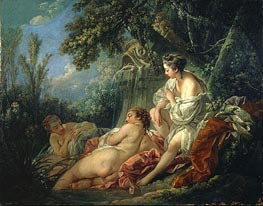 The Four Seasons: Summer, 1755 by Boucher | Painting Reproduction