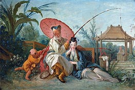 Chinoiserie | Boucher | Painting Reproduction