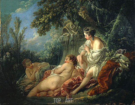 The Four Seasons: Summer, 1755 | Boucher | Painting Reproduction