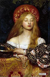 Vanity, 1907 by Frank Cadogan Cowper | Painting Reproduction