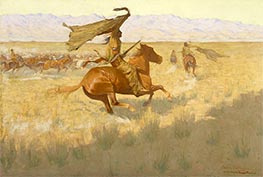 Horse Thieves | Frederic Remington | Painting Reproduction