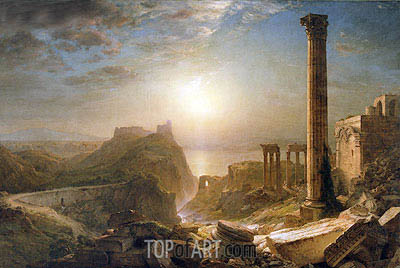 Syria by the Sea, 1873  | Frederic Edwin Church | Painting Reproduction