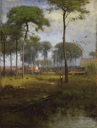 Early Morning, Tarpon Springs | George Inness | Painting Reproduction