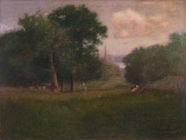 St. Andrews, New Brunswick, 1893 by George Inness | Painting Reproduction