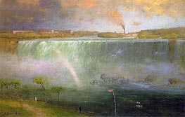 Niagara | George Inness | Painting Reproduction