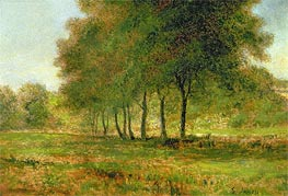 Summer, Undated by George Inness | Painting Reproduction