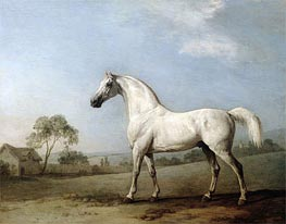 Mambrino, 1779 by George Stubbs | Painting Reproduction