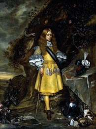 Memorial Portrait of Moses ter Borch, c.1667/69 by Gerard ter Borch | Painting Reproduction