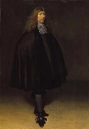 Self Portrait | Gerard ter Borch | Painting Reproduction