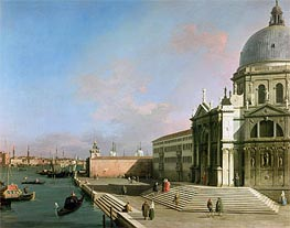 The Grand Canal | Canaletto | Painting Reproduction
