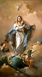 The Immaculate Conception | Tiepolo | Painting Reproduction