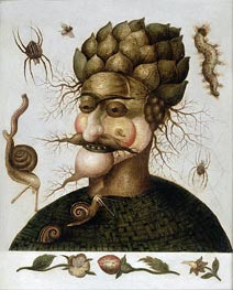 The Allegory of Earth | Arcimboldo | Gemälde Reproduktion