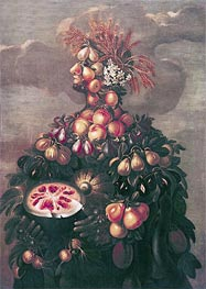 Summer | Arcimboldo | Painting Reproduction