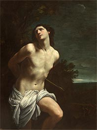Saint Sebastian | Guido Reni | Painting Reproduction