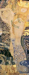 Water Serpents I | Klimt | Painting Reproduction